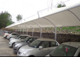 Car Parking Shed in Pune